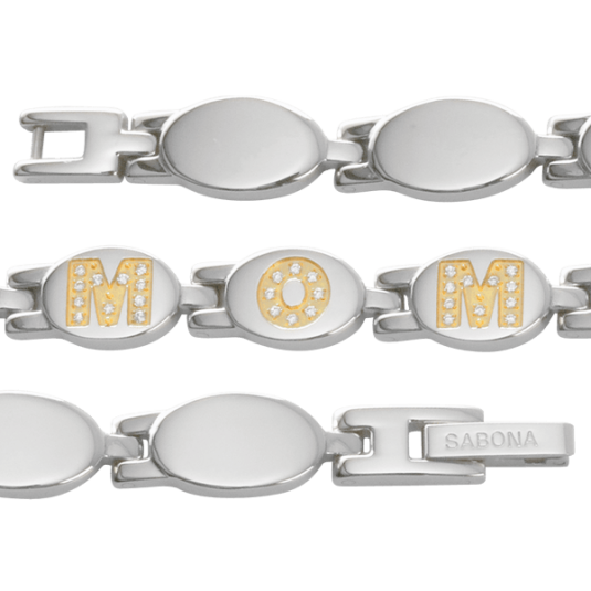 MOM Gold Gem Magnetic, straight