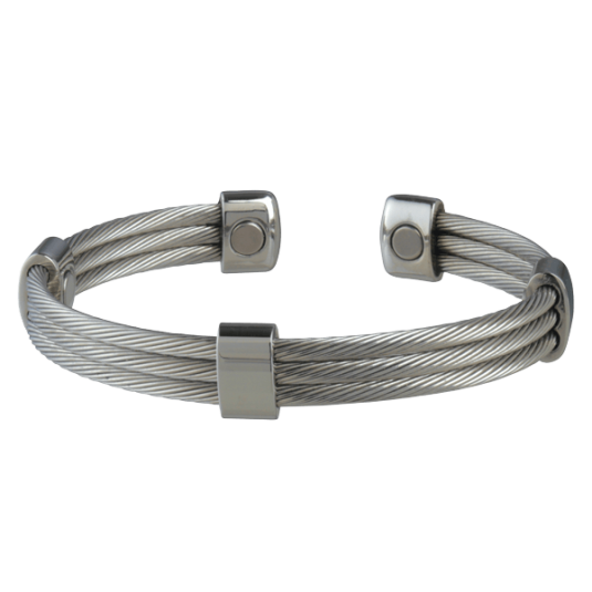 Trio Cable Stainless Magnetic, back