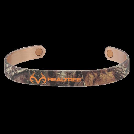 REALTREE® Camo Copper Wristband
