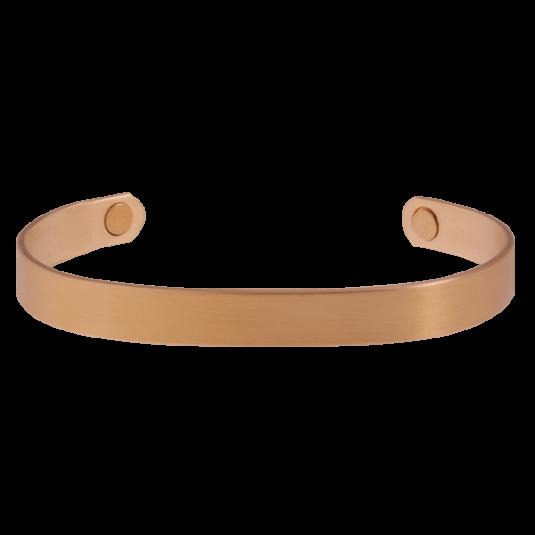 Brushed Copper Original Magnetic Bracelet