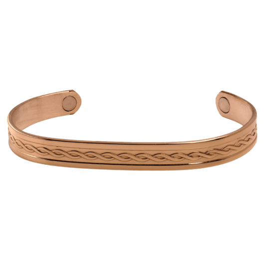 Tudor Copper Magnetic Bracelet